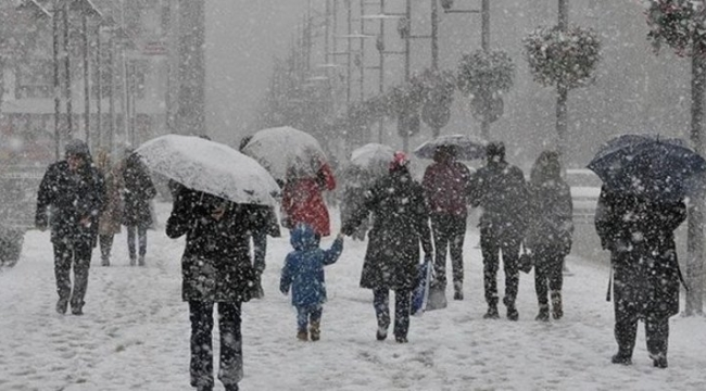 Uzmanlar Uyardı! kış geç gelecek