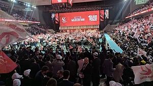 Yeniden Refah'ta, umut kongresi