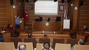 Afet ve acil durum yatırımları için Büyükşehir yöneticilerine eğitim