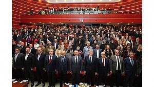 AK Parti Gebze 100. danışma meclisini tamamladı