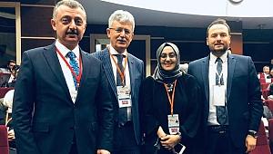 Başkanlar Ankara'da