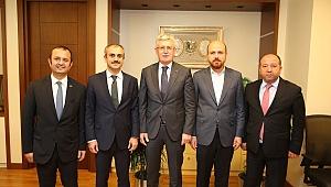 Bilal Erdoğan, Çayırova'ya geldi