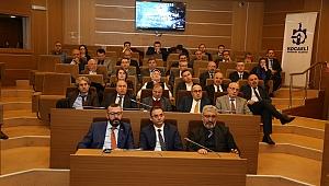 Büyükşehir yöneticilerine E-Belediye eğitimi