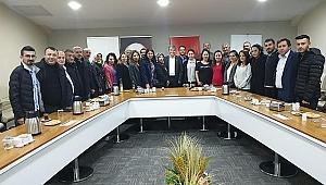CHP Çayırova, kongre öncesi bir arada