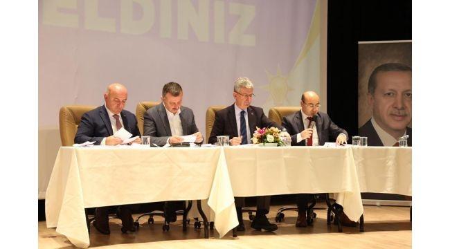 Danışma Meclisinin sonuncusu Darıca'da yapıldı