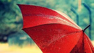 DiKKAT! Şemsiyenizi unutmayın, yağmur geliyor