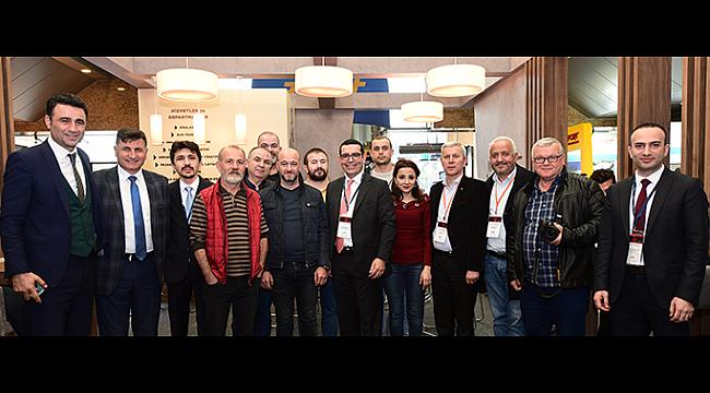 Gebze Center, basını Haliç'te ağırladı!