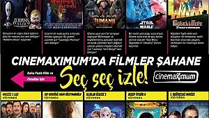 Gebze Center Cinemaximum'da Muhteşem Kampanya