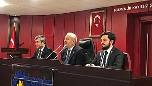 Gebze Meclisi Aralık ayı toplandı