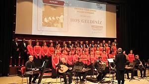 GESMEK'ten muhteşem konser