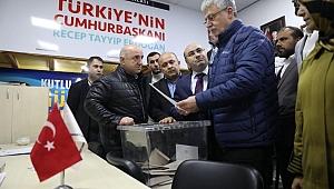 İşte AK Parti'de Gebze, Darıca, Çayırova ve Dilovası delegeleri