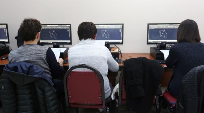 KO-MEK'ten inşaat mühendislerine autocad eğitimi