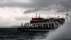 Kocaeli'de deniz seferler iptal!