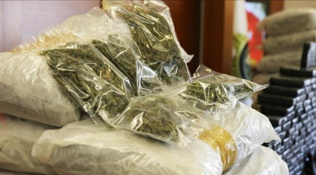 Kocaeli'nin 1 haftalık uyuşturucu bilançosu