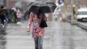 Kocaeli soğuk ve yağışlı havanın etkisine girdi