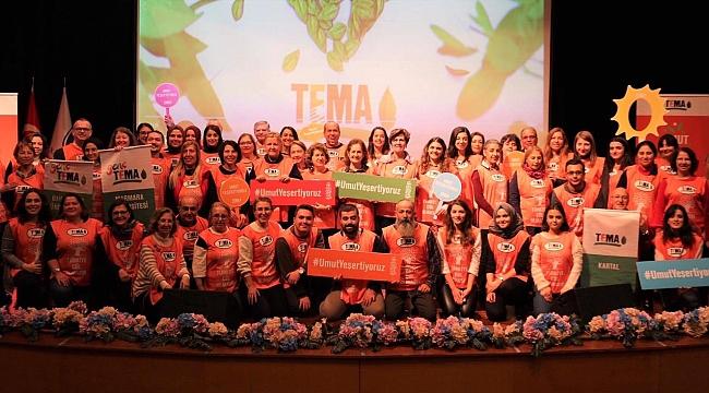TEMA Gönüllüleri Sakarya'da buluştu