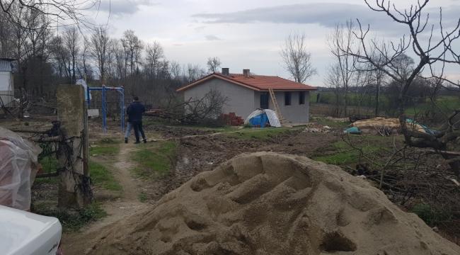 Topluca Köyü, köy konağına kavuştu