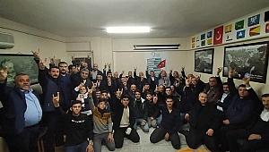 Ülkücüler Gebze'de bir araya geldi