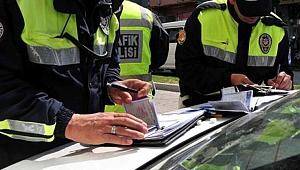 Yeni yıl vergileri belli oldu… Trafik cezalarına yüzde 22 zam!