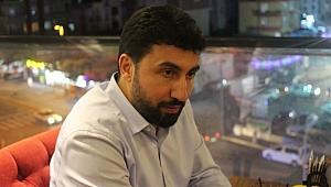 Abdullah Örs, yangın sonrası teşekkür etti