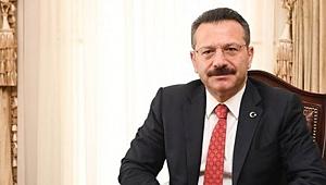 Aksoy'dan Basın Onur Günü'nü kutladı