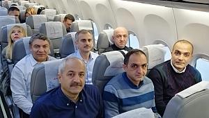 Başkanlar destek olmak için Elazığ'a gidiyor