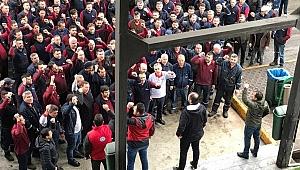 Birleşik Metal-İş Gebze'de eyleme devam edecek!