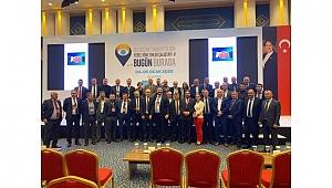Birol Elüstü, Gebze'yi Ankara'da temsil etti