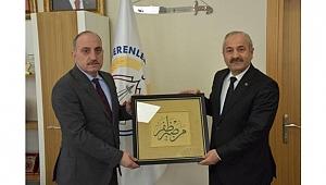 Büyükgöz, Erenler Belediye Başkanı Kılıç'ı ziyaret etti