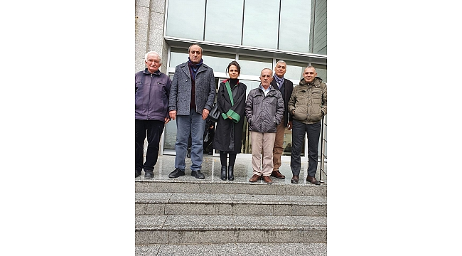 CHP Gebze'den suç duyurusu!
