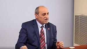 CHP Gebze İlçe Başkanı ve Başkan adayı Musa Yılmaz