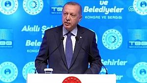 Cumhurbaşkanı Erdoğan sosyal konutlara yapılan başvuru sayısını açıkladı