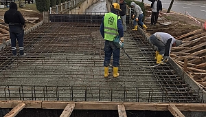 Fen İşlerinden köprü imalatı