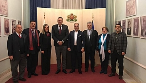 GOSB, Bulgaristan'a da OSB kuracak