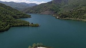 Gözler Yuvacık Barajı'nda... Su seviyesi artmaya başladı