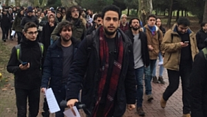 GTÜ'lü öğrenciler yemek zammına itiraz etti