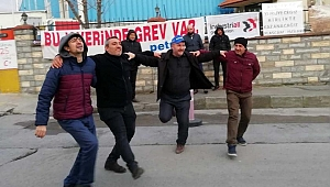 İşçiler Gebze'de eyleme devam ediyor!