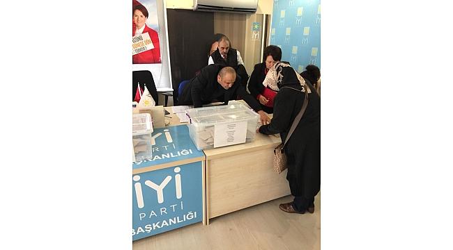 İYİ Parti Gebze ve Darıca'da delege seçimlerini tamamlıyor