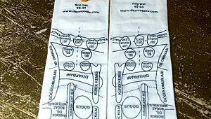 Kenevir lifinden çorap üretti, 6 ülkeye satıyor