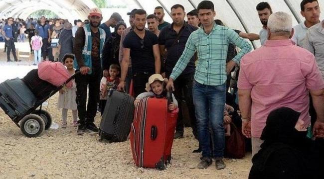 Kocaeli'den 66 Suriyeli daha gitti!