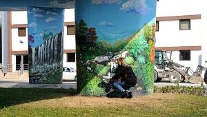 Kocaeli'nin sokaklarını renklendiriyor