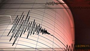 Marmara'da deprem oldu!