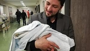 Mehmet Dinç üçüncü kez baba oldu!