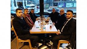 MHP Kocaeli genelinde sabah namazı buluşmalarına başladı
