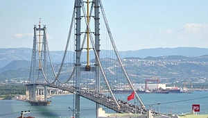 Osmangazi köprüsü'ne zam geldi!