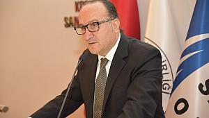 """Zeytinoğlu, """"Kocaeli 29 milyar 12 milyon dolar ihracatla rekor kırdı"""""""