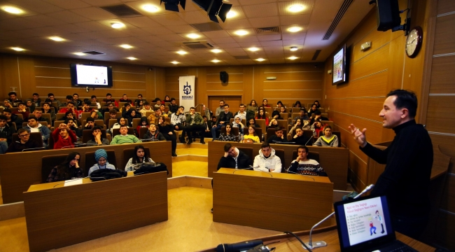 270 stajyere ''Afet ve Temel Sağlık Bilgisi'' eğitimi