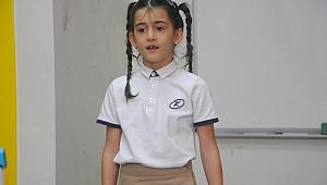 8 yaşındaki Aymina, dünya matematik şampiyonu oldu