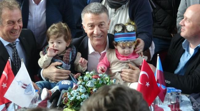 Ahmet Ağaoğlu, Kocaeli'nde Trabzon'un kurtuluşu etkinliğine katıldı