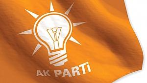 AK Parti bu ilçeler de temayül yapacak
